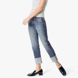 Joe's Jeans The Billie Boyfriend Slim Ankle Lyen